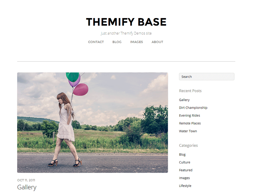 Themify Base