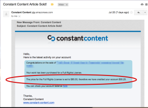 Constant Content sold
